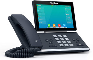 Yealink SIP-T57W - VoIP phone - with Bluetooth interface with caller ID (SIP-T57W)