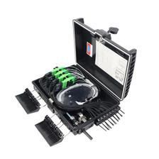 16 Core Fiber Optic Distribution Box  JZ-1321-16G(8 Mini/APC)