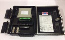 16 Core Fiber Optic Distribution Box JZ-1321-16P (8 Insert/UPC)