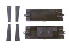 Horizontal Type Fiber Optic Splice Closure 96 Core (JZ-10017-96S)