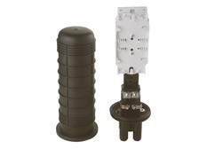 Dome Type Aerial Fiber Optic Splice Closure - 24 Cores (JZ-10052)