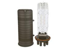 Dome Type Aerial Fiber Optic Splice Closure - 288 Cores (JZ-10056)