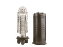 Dome Type Aerial Fiber Optic Splice Closure - 480 Cores (JZ-10059)