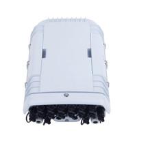 16 Core Fiber Optic Distribution Box Fibre Optic CTO with Huawei outdoor patch cord Corning Opti-tap closure (JZ-1365-16H)
