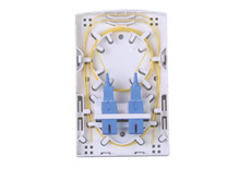 FTTH 2 core OTB Optical Termination Box (JZ-1322-2H)