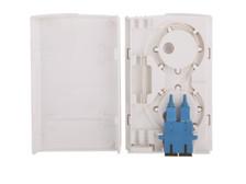Fiber Optic Termination Box 2 core SC/LC/FC optic box PC ABS termination box (JZ-1322-2M)
