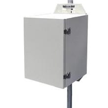 Tycon Solar ENC-AL-21x14x15 Weatherproof Aluminum Ground Mount Enclosure