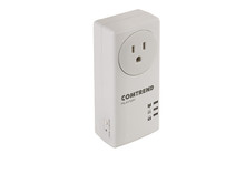 Comtrend PG-9172PT-KIT 1200Mbps G.hn Powerline Ethernet Adapter with Pass-Through Outlet