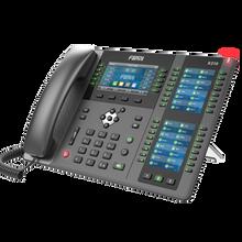 Fanvil X210 IP Phone 20 SIP 3 LCDs Bluetooth Gigabit PoE Wi-Fi Video call Wi-Fi