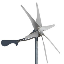 Tycon Solar TPW-400DT-12/24 BreezePro 400W 12V/24V Horizontal Wind Turbine