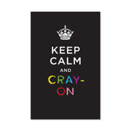 Crayola Keep Calm and Cray-On