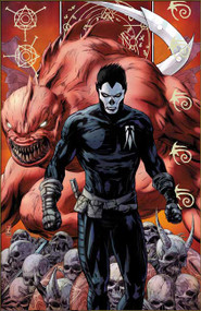 Shadowman Art I