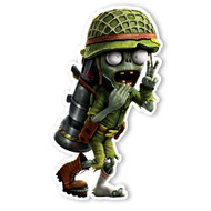Plants vs. Zombies Garden Warfare 2: Foot Soldier