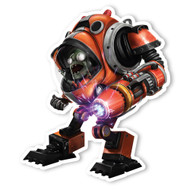 Plants vs. Zombies Garden Warfare 2: Z-Mech II