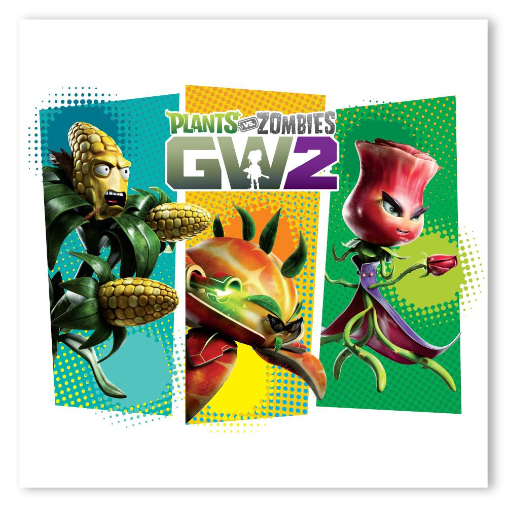 Plants Vs. Zombies Garden Warfare 2: GW2 Kernel Corn