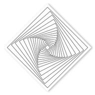 Eric Vozzola Coloring: Diamond Warp
