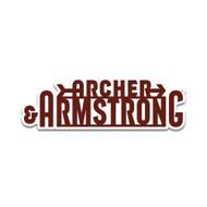 Archer & Armstrong Logo 2