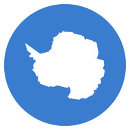 Emoji One Wall Icon Antarctica Flag