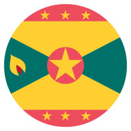 Emoji One Wall Icon Grenada Flag