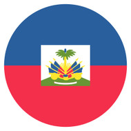 Emoji One Wall Icon Haiti Flag