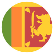 Emoji One Wall Icon Sri Lanka Flag