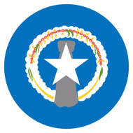 Emoji One Wall Icon Northern Mariana Islands Flag