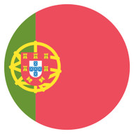 Emoji One Wall Icon Portugal Flag