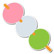 Emoji One Wall Icon Dango