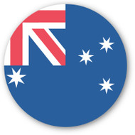 Emoji One Wall Icon Australia Flag