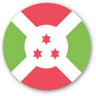 Emoji One Wall Icon Burundi Flag
