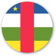 Emoji One Wall Icon Central African Republic Flag