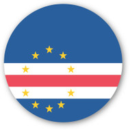 Emoji One Wall Icon Cape Verde Flag