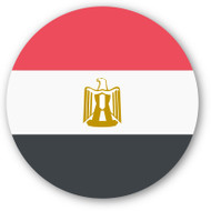 Emoji One Wall Icon Egypt Flag