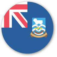 Emoji One Wall Icon Falkland Islands Flag