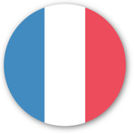 Emoji One Wall Icon France Flag
