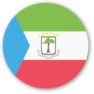 Emoji One Wall Icon Equatorial Guinea Flag