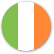 Emoji One Wall Icon Ireland Flag