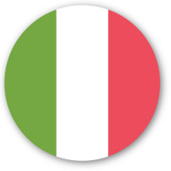 Emoji One Wall Icon Italy Flag