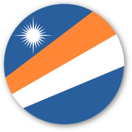 Emoji One Wall Icon The Marshall Islands Flag