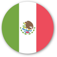 Emoji One Wall Icon Mexico Flag
