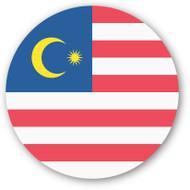 Emoji One Wall Icon Malaysia Flag