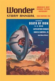 Wonder Story Annual Mobile Sphere Explorers