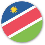 Emoji One Wall Icon Namibia Flag
