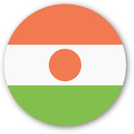 Emoji One Wall Icon Niger Flag