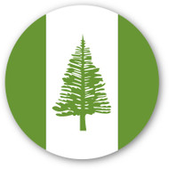 Emoji One Wall Icon Norfolk Island Flag