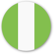 Emoji One Wall Icon Nigeria Flag