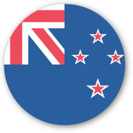 Emoji One Wall Icon New Zealand Flag