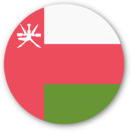 Emoji One Wall Icon Oman Flag