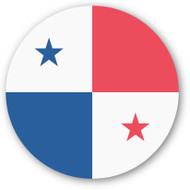 Emoji One Wall Icon Panama Flag