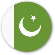 Emoji One Wall Icon Pakistan Flag